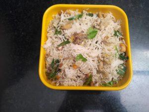 Egg Fried Idiyappam